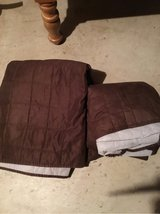 Brown Huntington Home sofa & Love seat couch cover in Naperville, Illinois
