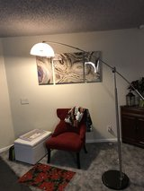 Modern Arc Floor Lamp in 29 Palms, California