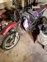 1995 Honda CR80R   Project Bike  Runs But Needs Work in Bolingbrook, Illinois