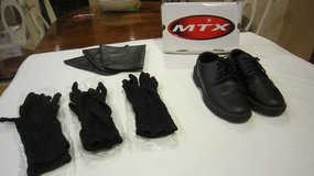 MTX marching band set - shoes size 8 Women/ 6 Men (Naperville) in Bolingbrook, Illinois