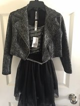 Girls dress w/jacket in Palatine, Illinois