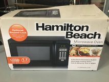 Hamilton Beach Microwave 1000 Watts in Camp Pendleton, California