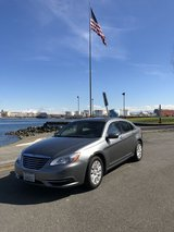 2012 Chrysler 200 in Fort Lewis, Washington