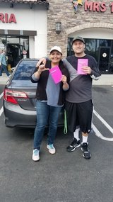 LYFT CONCIERGE SIGN UP in San Diego, California