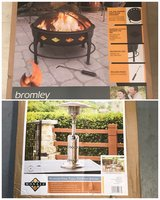 NEW Firepit and Patio Table Propane Heater in The Woodlands, Texas