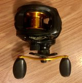 Bass Pro bait caster reel in Pearl Harbor, Hawaii