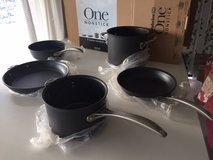 Pots and Pans Set (never used) in Okinawa, Japan