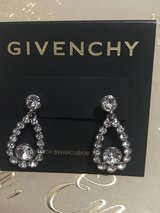 Givenchy Swarovski crystals Drop Earrings in Ramstein, Germany