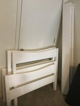 Twin Bed Frame in Clarksville, Tennessee