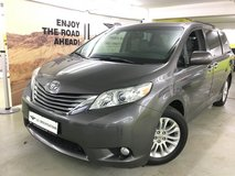 2015 Toyota Sienna XLE **7 PASSENGER SEATING** in Spangdahlem, Germany