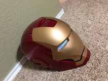 Iron Man mask in San Antonio, Texas