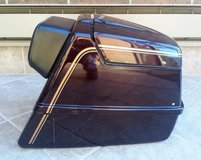 1982 Honda Silverwing GL500 Interstate Motorcycle Rear Storage Luggage Trunk in Naperville, Illinois