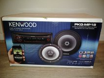 Kenwood Car Stereo Package in Tomball, Texas