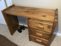 Old desk in Clarksville, Tennessee