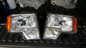 2009-2014 Ford F150 Headlights in Warner Robins, Georgia