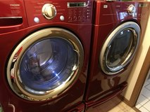 LG Washer and Dryer in Joliet, Illinois