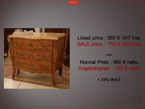 Freddy's -Louis XV chest of drawers in Ramstein, Germany