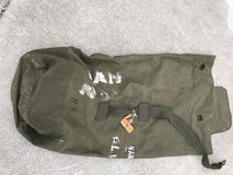 U.S Military Issue Duffle Bag in Vacaville, California