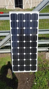 100 Watt Solar Panel (Works Great, 5 left) in Travis AFB, California