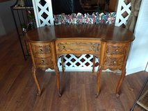 Gorgeous Antique desk and chair in Shorewood, Illinois