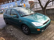 Ford Focus sedan- new inspection in Hohenfels, Germany