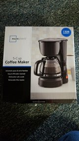 Mainstay  ( 5 Cup )  Coffee Maker in Columbus, Ohio