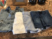 18M Boy Shorts& Overall in Alamogordo, New Mexico