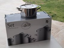 New WMF Cookware 11pc in Wiesbaden, GE