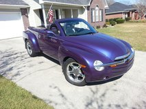 2004 Cheverolet SSR Ultra Violet Rare Convertible Pickup Truck LOW MILES CUSTOM in Warner Robins, Georgia