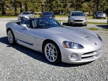 2004 Dodge Viper SRT10 Roadster in Fort Polk, Louisiana