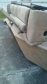 tan sectional in Clarksville, Tennessee