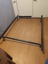 Metal Bed Frame in Fort Bliss, Texas