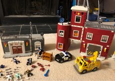 Reduced - Fire Station and Police Station (Fisher Price) in Schaumburg, Illinois
