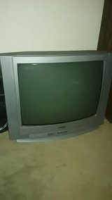 box TV real good condition it's a sanyo in Leesville, Louisiana
