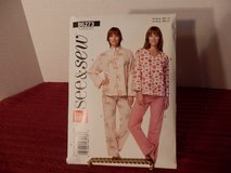 See & Sew Pattern #6273 Xsm-Xlg in Aurora, Illinois