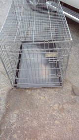 Lg dog crate in Fort Campbell, Kentucky