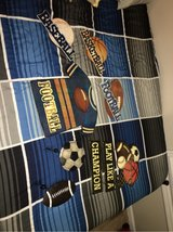 Boys room decor in Clarksville, Tennessee