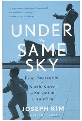 Under the Same Sky (North Korean biography) in Okinawa, Japan