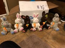 stuffed animals new for Easter in Fort Leonard Wood, Missouri