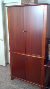 Scandinavian cabinet. Looks like new . A steal! (and more!!) moving. in Travis AFB, California