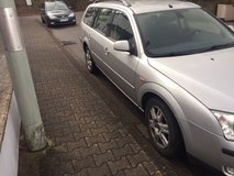 AUTOMATIC 2004 Ford Mondeo Station 47-50mls/gal Just passed Inspection in Ramstein, Germany