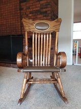 Oak Rocking Chair in Perry, Georgia