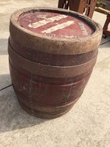 German beer barrel in Elizabethtown, Kentucky