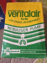ventilator pump in Lakenheath, UK