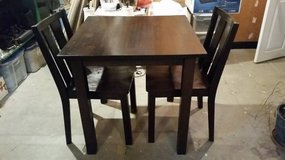 Solid Wood Dinette table in Brookfield, Wisconsin