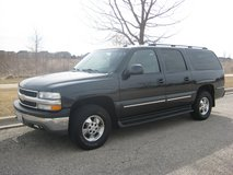 2003 Chevy Suburban LT  1500 in Naperville, Illinois