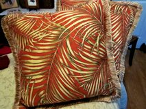 Coastal Designed Pillows in Beaufort, South Carolina
