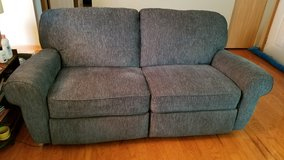 sofa with double electric recliners in Shorewood, Illinois