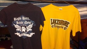 Lakeshore Elementary shirts in Baytown, Texas