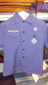 Cub scout shirt in Baytown, Texas